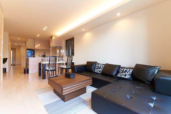 ☆Kyoto river side Modern House☆