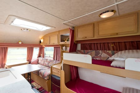 Caravan - The Wicklow Way - Rathdrum - รถบ้าน/รถ RV