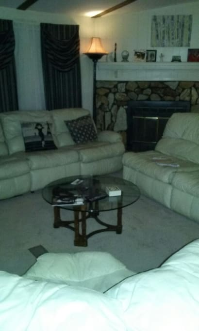The is the Living Room!