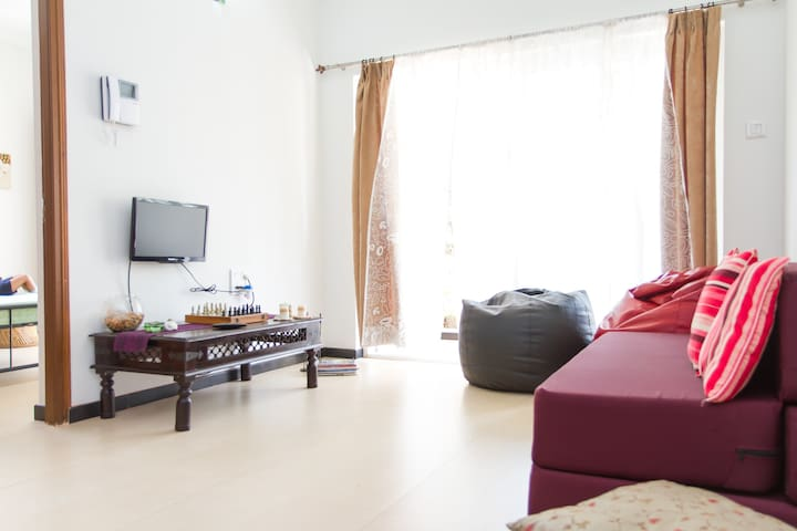 The Lovenest-stay and party in Baga - Calangute - Apartment