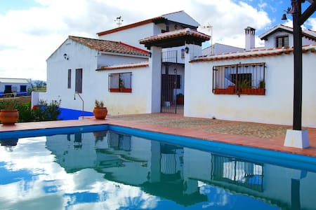 Casa Rural Huerta Del Tío Cruz - Mestanza - Rumah
