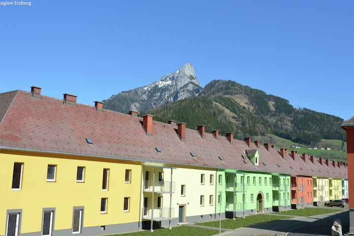 Heritage Apartment in Eisenerz near Ski Area