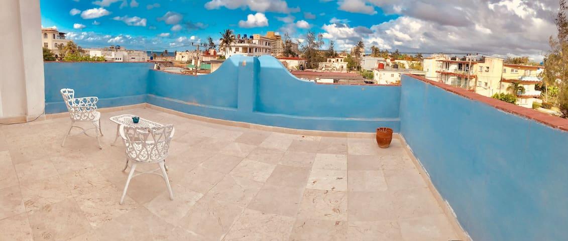 Casa Don Jaime. (espectacular vista al mar)