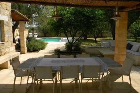 Casa Di Antonio - Villa with pool in Salento - Specchia - Villa