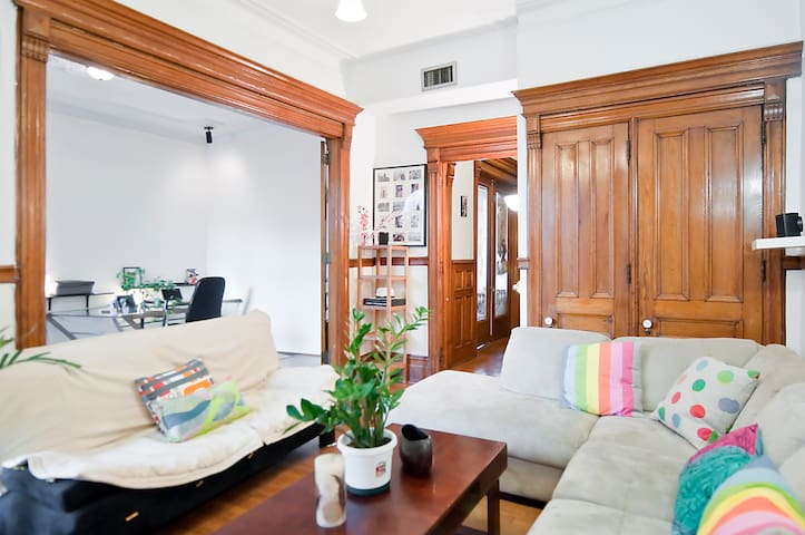 Full great apartment plateau - Montreal - Byt