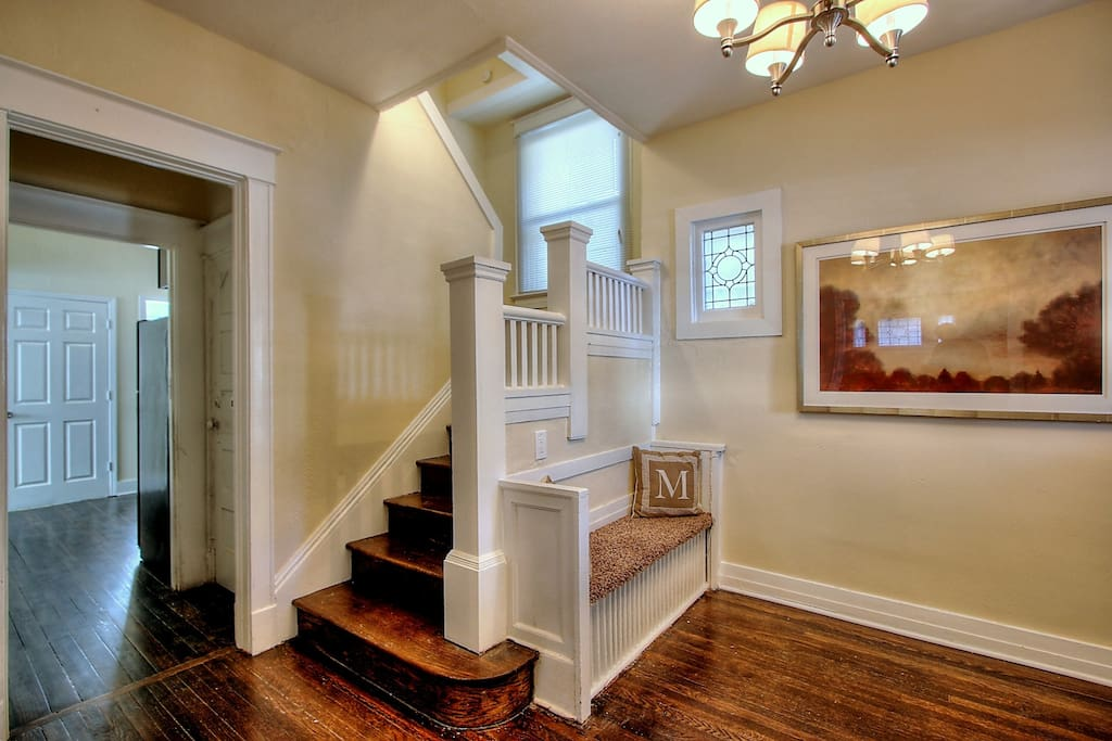 Lovely Foyer
