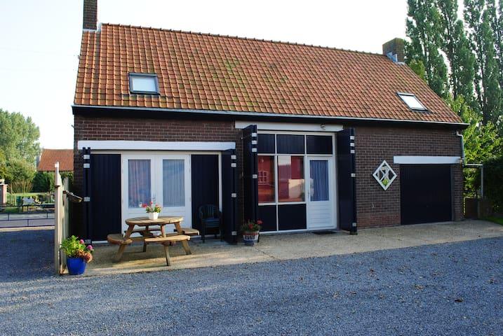 4 p. vakantiehuis in Sint Kruis Zeeuws Vlaanderen - Sint Kruis