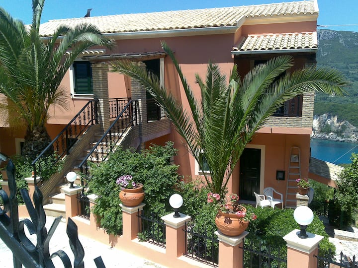 holiday on corfu2 bedroom apartment