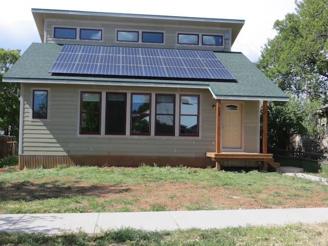 Mancos Solar Powered Retreat