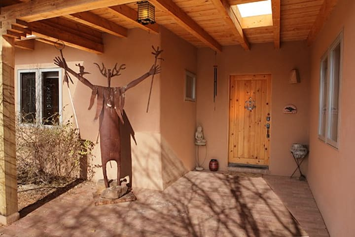 Mountain Views-Private Room in Home - Santa Fe - Hus