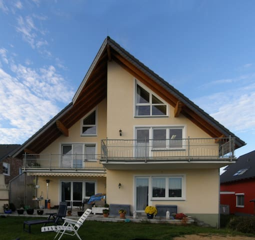 Holiday-apartement Moselblick Zell - Zell - Apartment