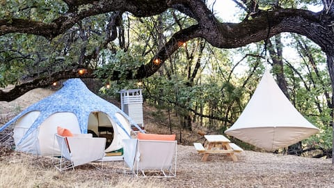 Gold Country Glamp Out