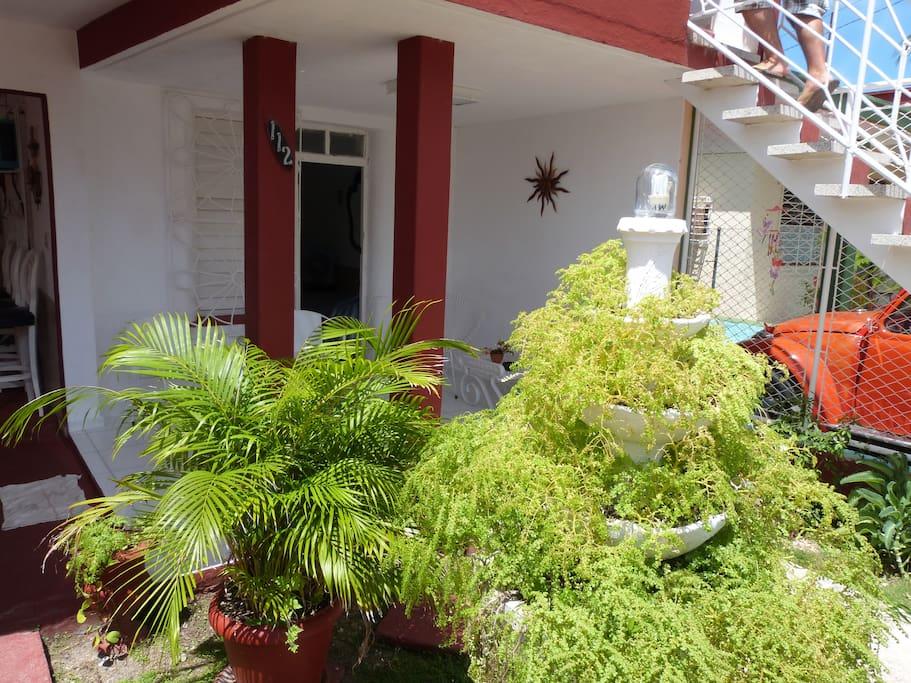 entrada/entrance