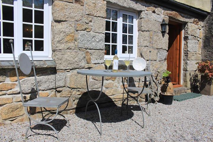 Chy Bian - a peaceful Cornish countryside retreat
