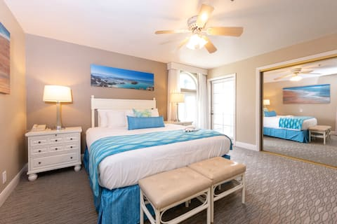 Steps Away from Doheny Beach - 2BR Condo