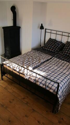 Schlafzimmer des unteren App., Bedroom lower App.