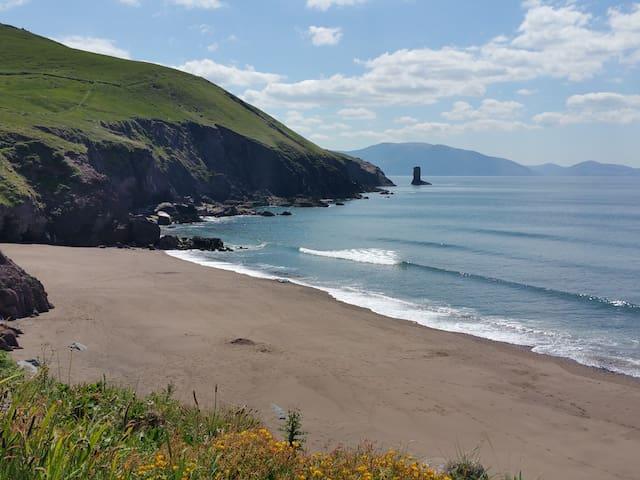 Stunning Beach-side Home. Spectacular Ocean Views!