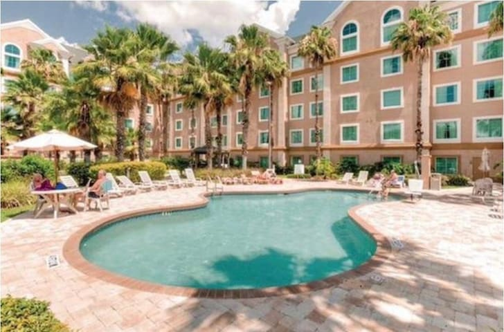 Apartment near Orlando theme parks