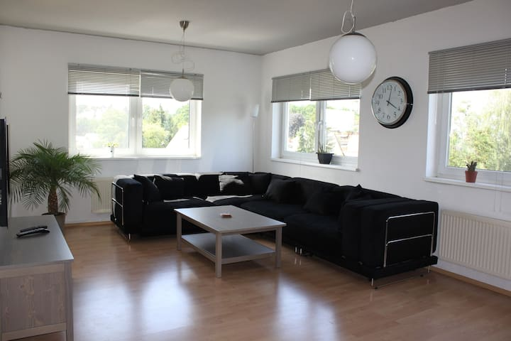 Huge, sunny Apartment in Lorsch! - Lorsch - Appartement