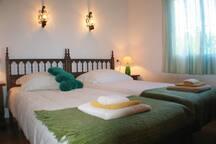 Slaapkamer 2 / Dormitorio 2