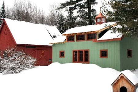 Charming Vermont Barn Home  - Winhall