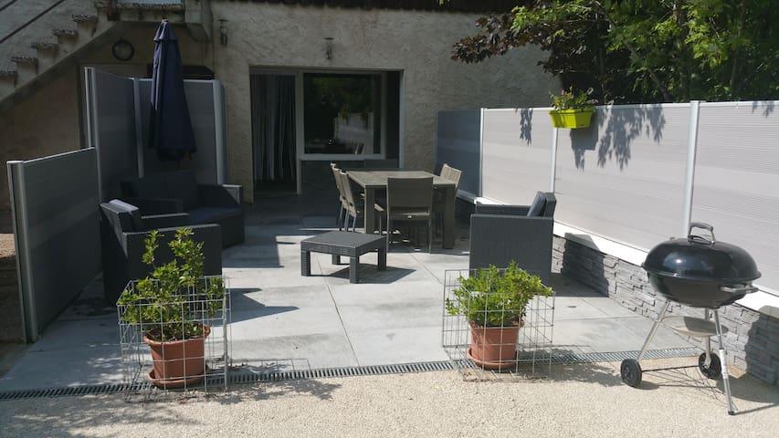 Gite le Mas de Friard - Oye-et-Pallet - Appartement