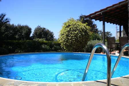 LOFT, POOL AND GARDEN IN TACORONTE - WIFI - GARAGE - Tacoronte - Pis