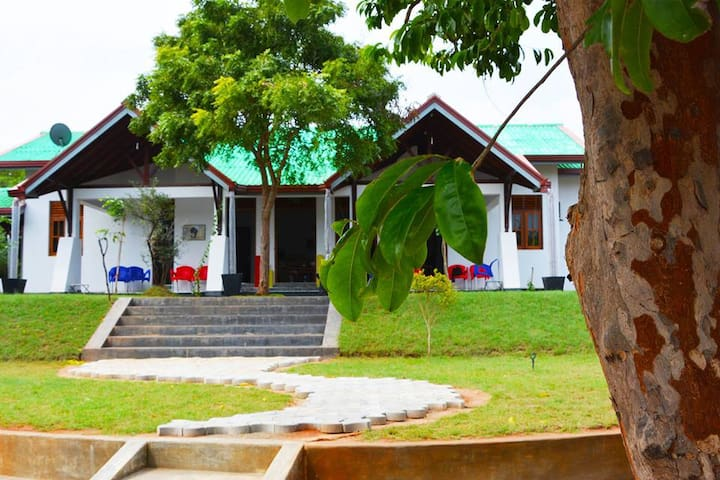 WILPATTU NATURE RESORT
