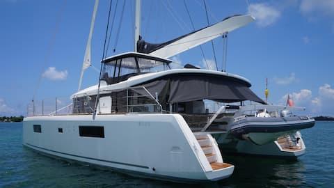 Catamaran NEW Luxe  52 SPORT  Rio Dulce
