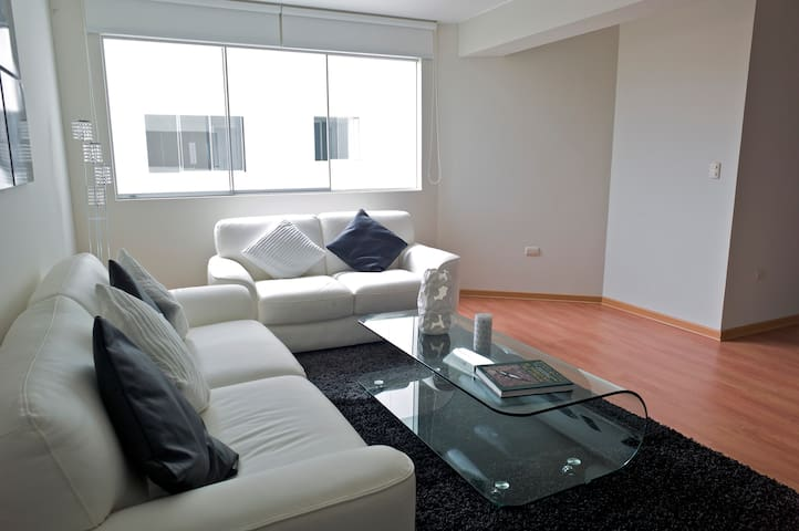 One-bedroom apartment in Miraflores - Miraflores - Appartement