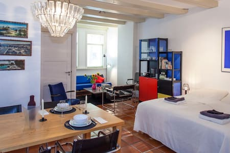 B&B Mondriaan, bright and modern studio - Amszterdam - Szoba reggelivel