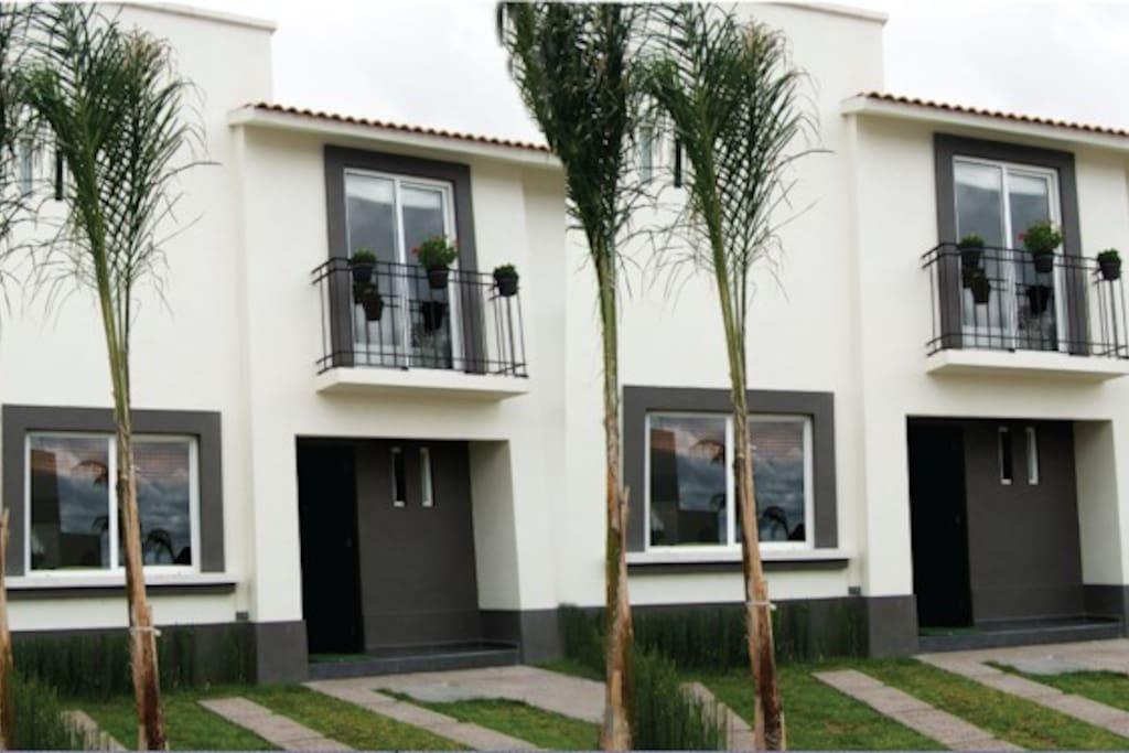 Renta de Cuartos en Casa dentro del Fraccionamiento privado  Nueva Alameda Aguascalientes