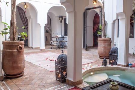 Riad faiza & Spa Marrakech - MENARA