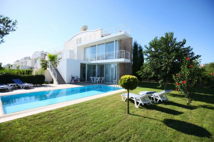 Cosy villa for family vacation - Serik - Villa