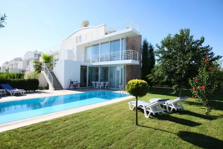 Cosy villa for family vacation - Serik - Vila