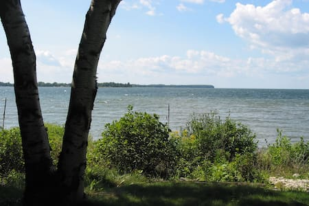 Door County Waterfront Cottage - Sturgeon Bay - Σπίτι