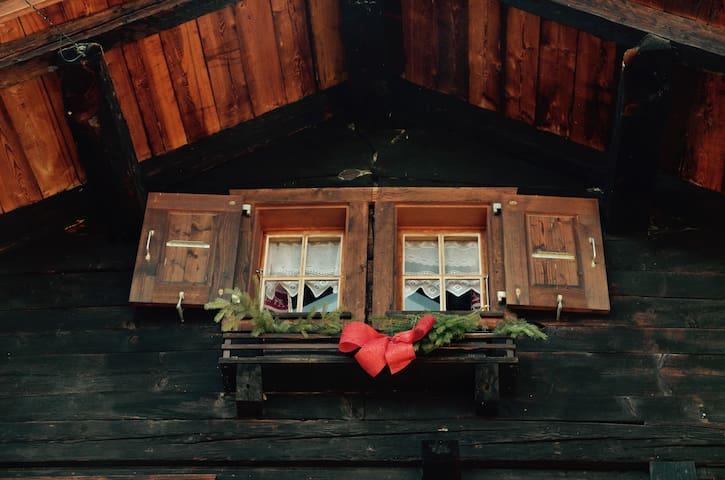 Chalet in the Alps of Valais - Erde - Dağ Evi
