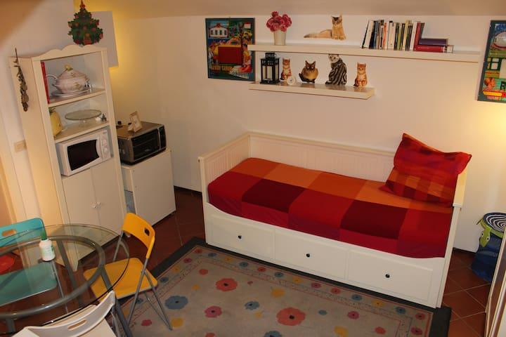 Miniappartamento in Tavernetta