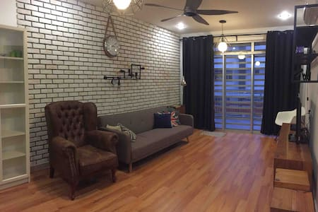 Home Away From Home : a two-bedroom unit near KL