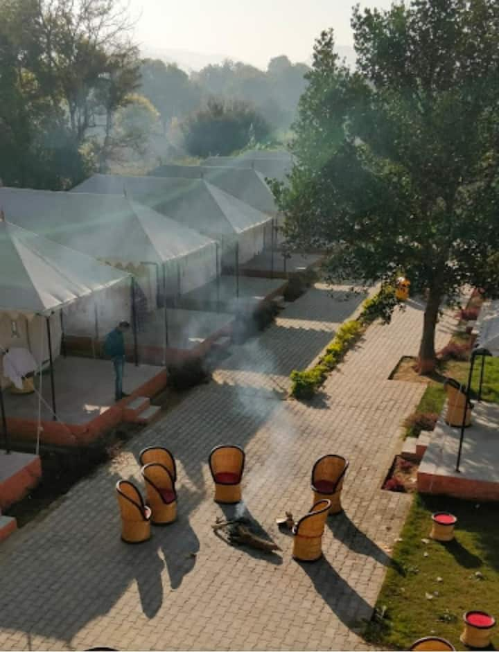 Campsite Stay at Pushkar