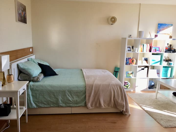 Comfy and Cozy Studio on Bondi Road (8th floor)