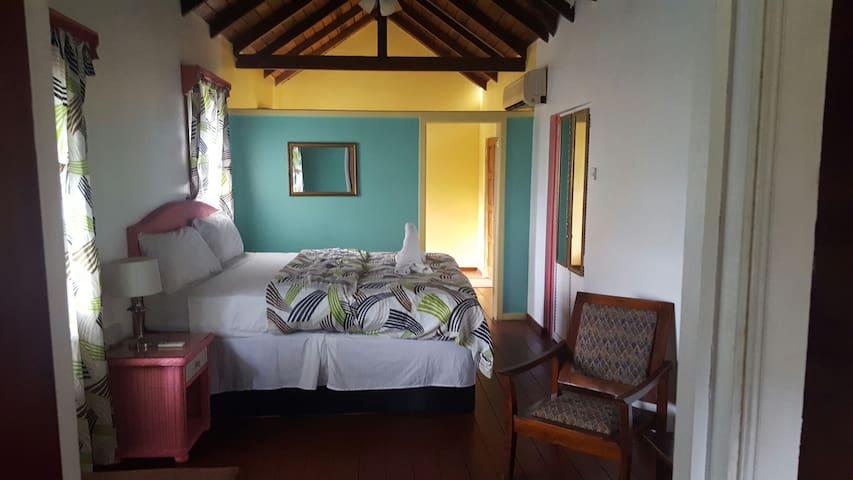 Cottage in Paradise 1 - Marigot - Bungalov