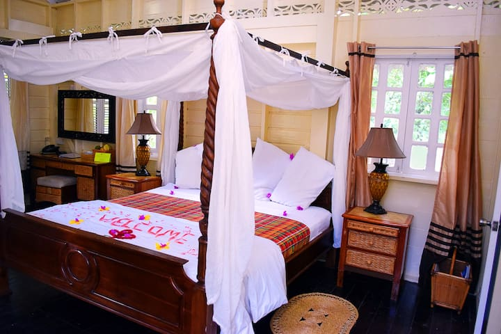 Fond Doux Plantation & Resort, One Bedroom Cottage