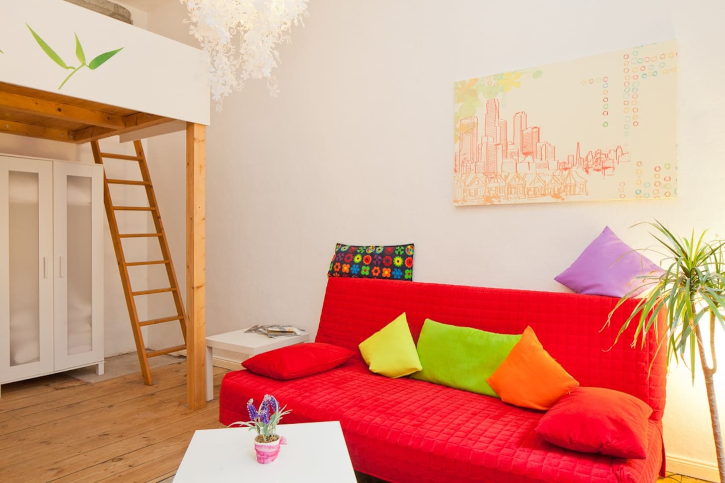 Welcome to our Berlin style studio!