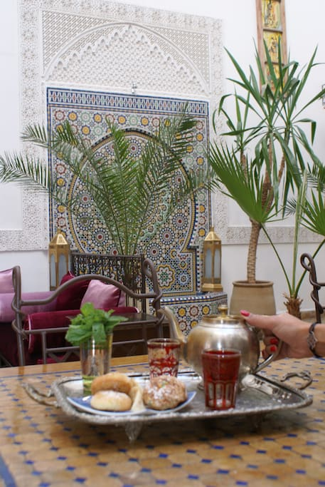 Bed And Breakfast In Fez Morocco