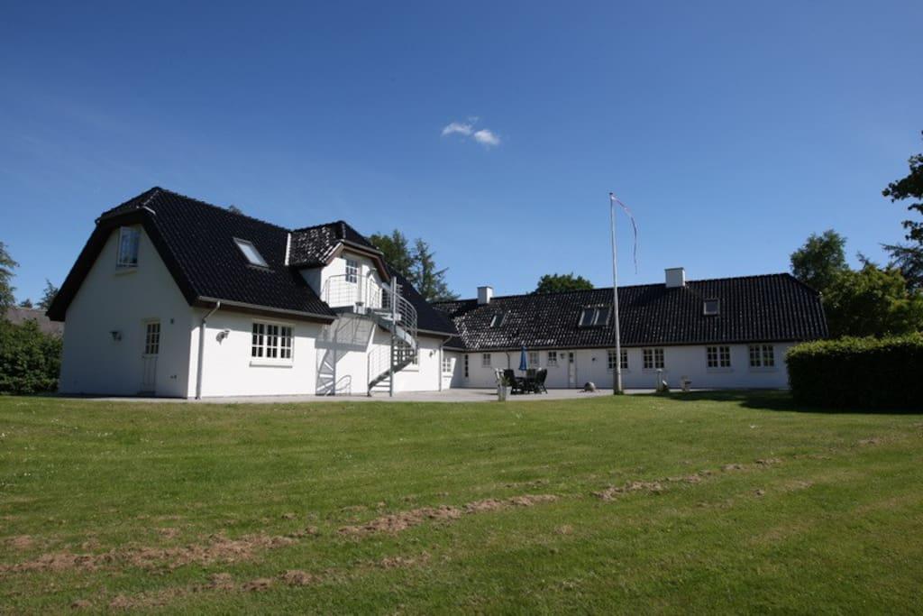 Absalon Ørskov ferielejlighed