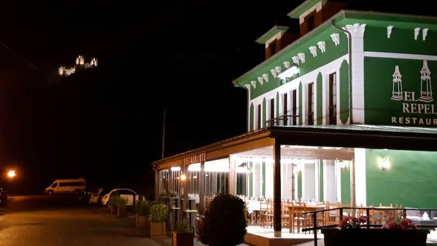 HOTEL EL REPELAO COVADONGA - cangas de onis - Oda + Kahvaltı
