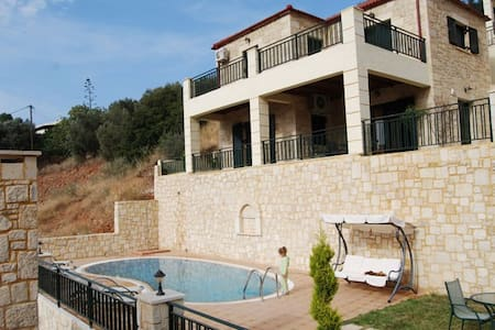 2 bedrooms villa near Kissamos - Sfinari - Вилла