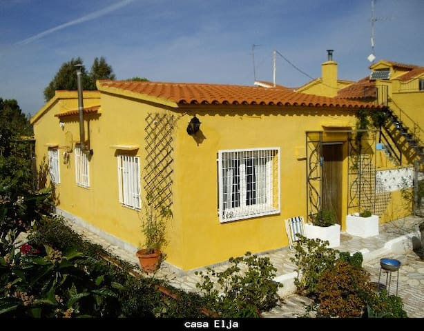 CASA ELJA only 20 min from Valencia - Torrent - Hus