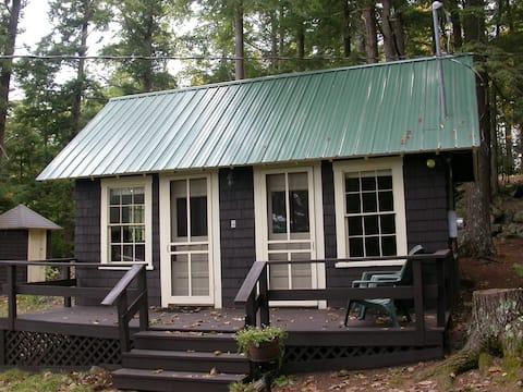 Lakeside Guest Cabin/Wayne